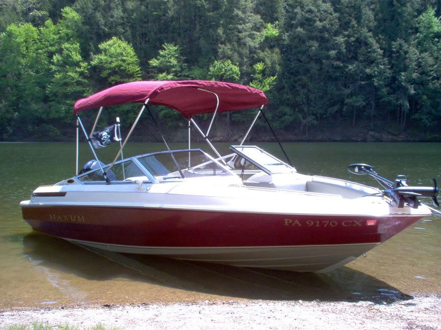 19 sr bow mount trolling motor maxum boat owners club for Trolling motor for 18 foot boat