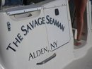 The Savage Seaman!
