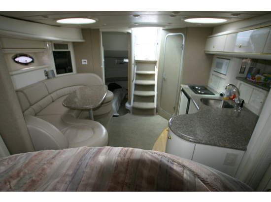 1999 Maxum Galley & Aft