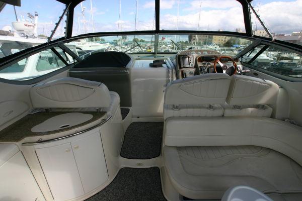 Deck & Cockpit