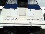 Our 1996 Maxum 3200