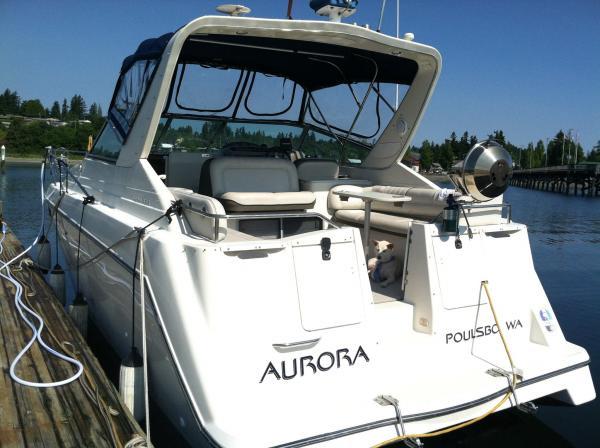 Aurora in Silverdale, WA