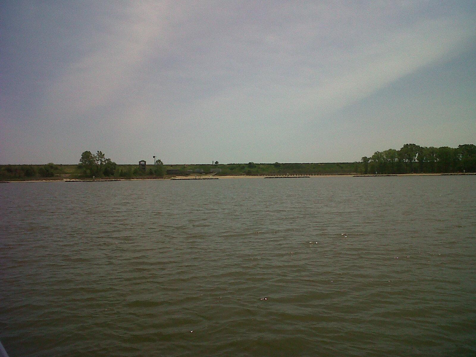 Sitting of Hart Miller Island