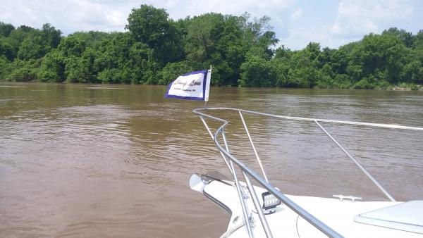 The official burgee...