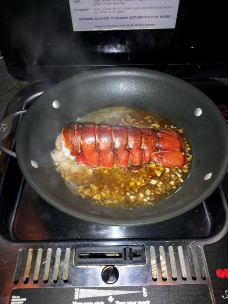 Seafood, eat food I