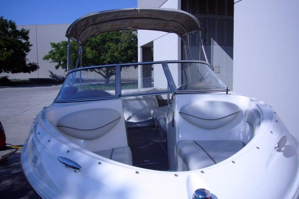 Boat Front